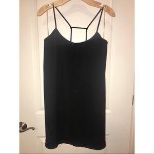 Babydoll Little Black Dress